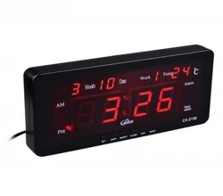 ​caixing cx-2158 digital led alarm clock