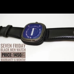seven friday black men watch