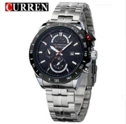 mens fashion & causal watch