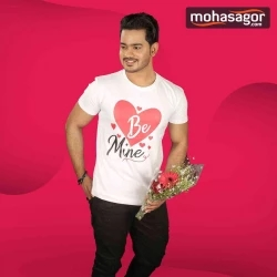 valentine's t-shirt for men
