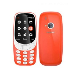 nokia 3310 mobile-orange