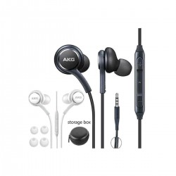 original samsung tuned by akg earphone made in vie