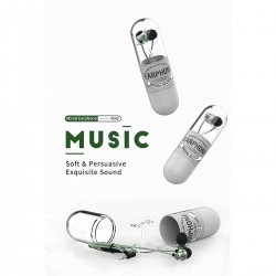 wk earphone comfortable w180