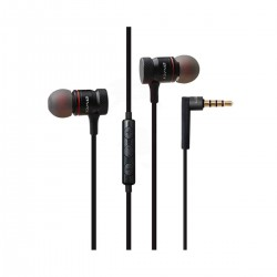awei es-70ty earphone wired stereo plug in-ear bu