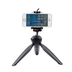 yunteng mini tripod with phone holder