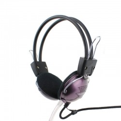 heavy bass wired headphone