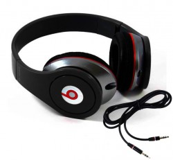 bass stereo mobile headphone